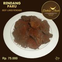 Beef Lungs Rendang